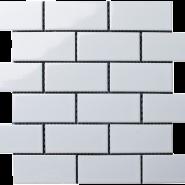 Brick White glossy